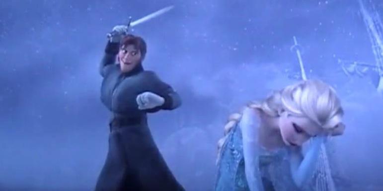 Hans-sword